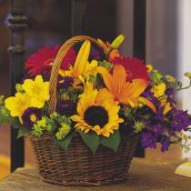 -Autumn Basket  $49.95